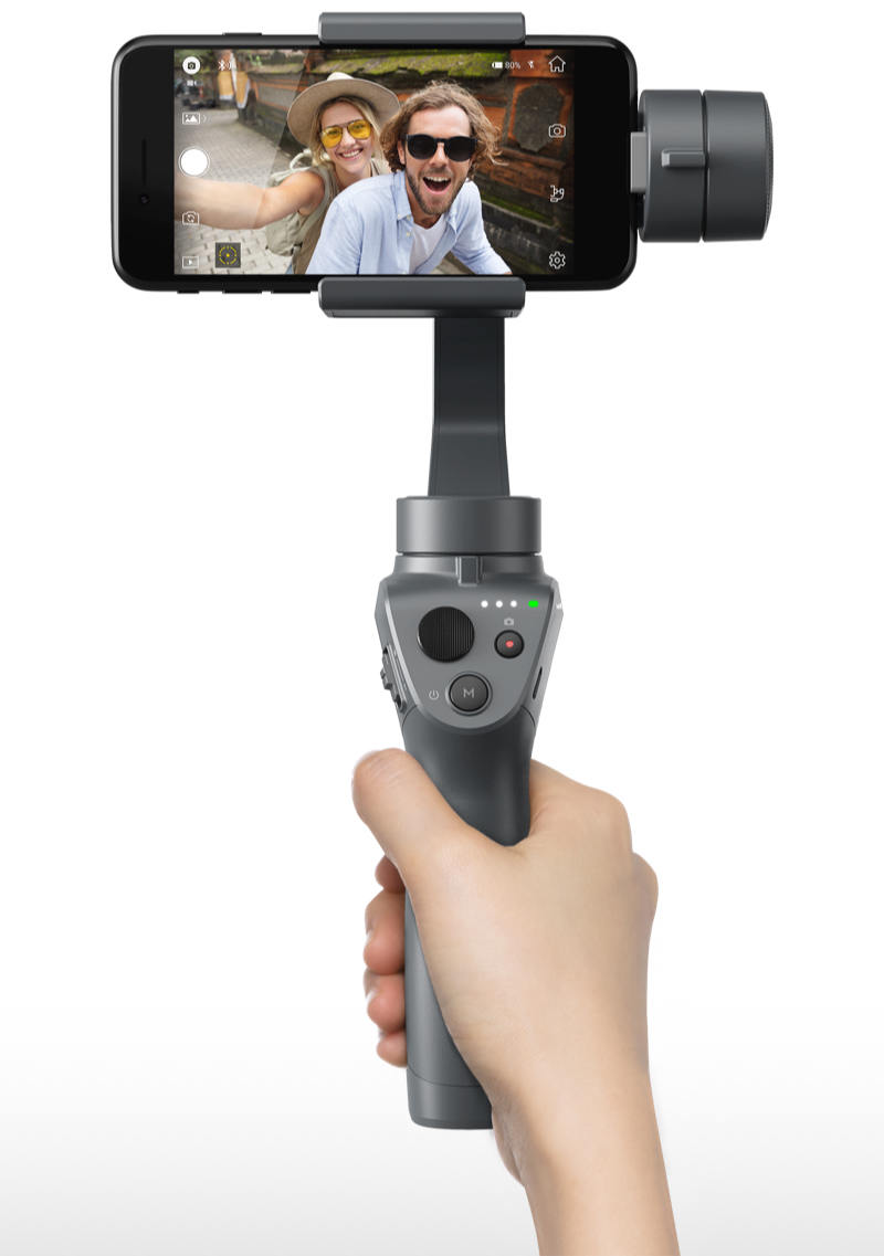 Handheld Gimbal Stabilizer - Small Electronic Devices
